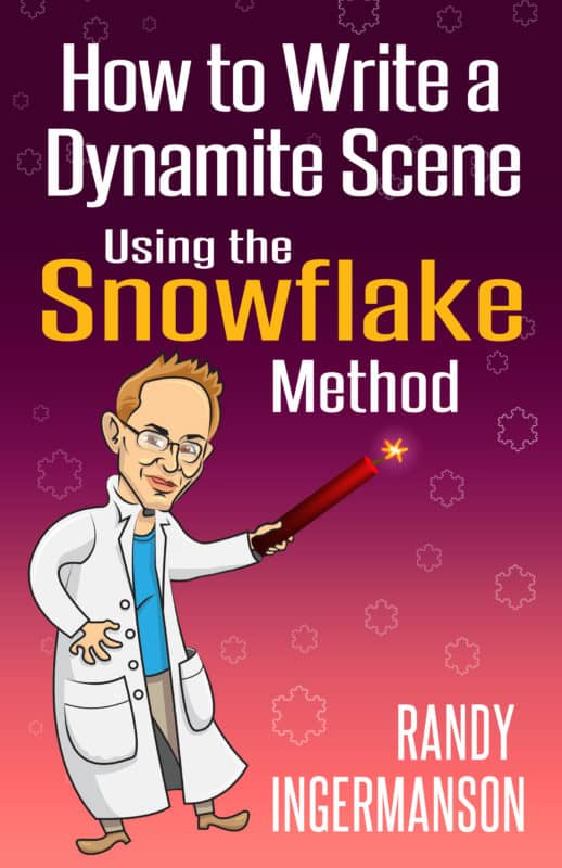 How to Write a Dynamite Scene Using the Snowflake Method